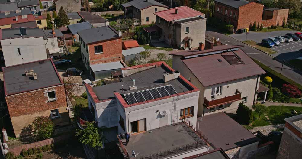 Fotowoltaika na dachu Rybnik, Szczęść Boże